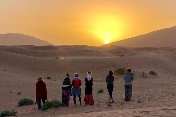 sonnenuntergang-wüste-marokko